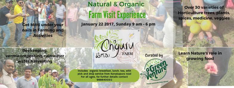Organic Farm Visit Cover Image