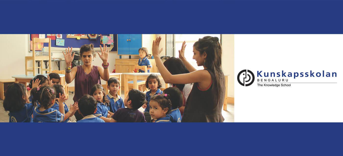 Kunskapsskolan KED program: A revolution in teaching Cover Image