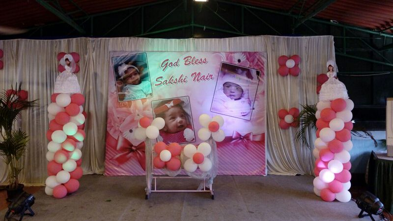 Rentsher birthday party planner decoration costume for Balloon decoration in bangalore