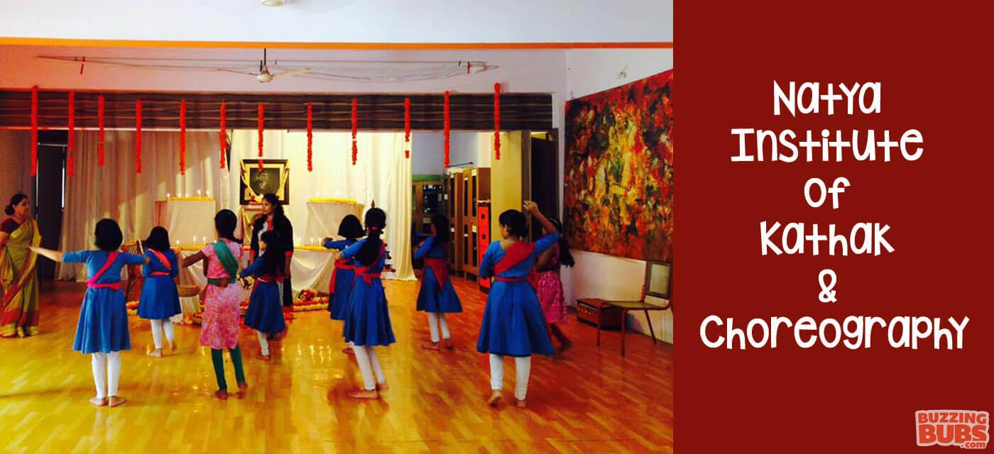 Natya Institute Of Kathak & Choreography