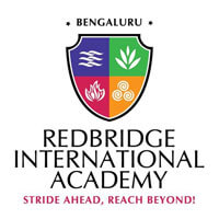 Logo of RedBridge International Academy