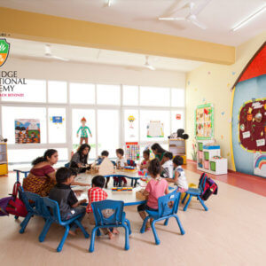 Redbridge International Academy, Preschool