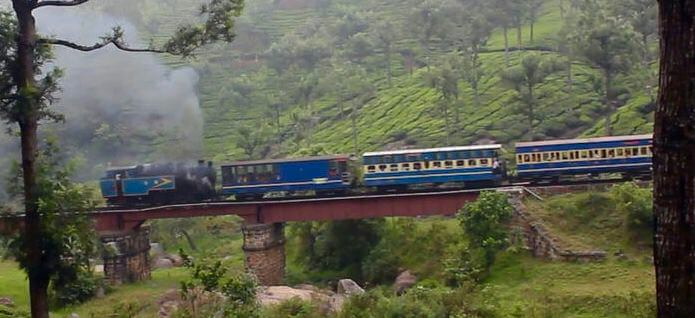 10 Train journeys in India you can't afford to miss Cover Image