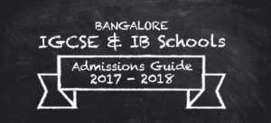 IGCSE and IB Schools Admission
