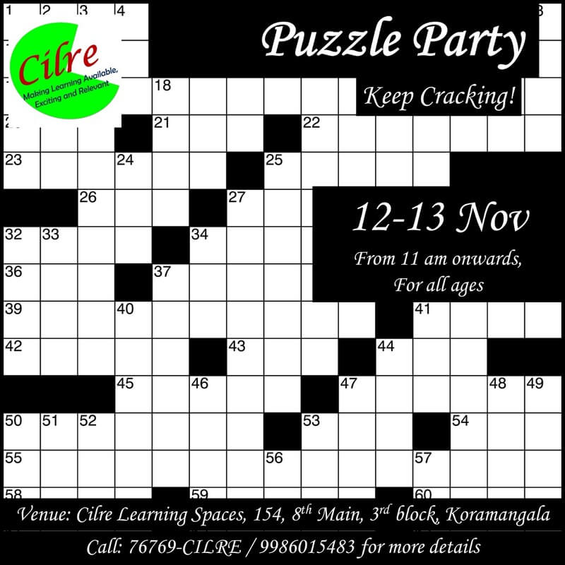 Puzzle Party Cover Image