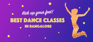 Dance classes for kids, Bangalore classes