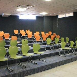 Auditorium at Creative Spaces at Kunskapsskolan Bangalore