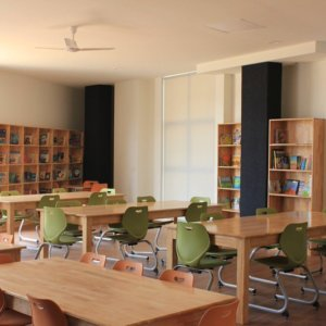 Kunskapsskolan Bangalore Classroom setup
