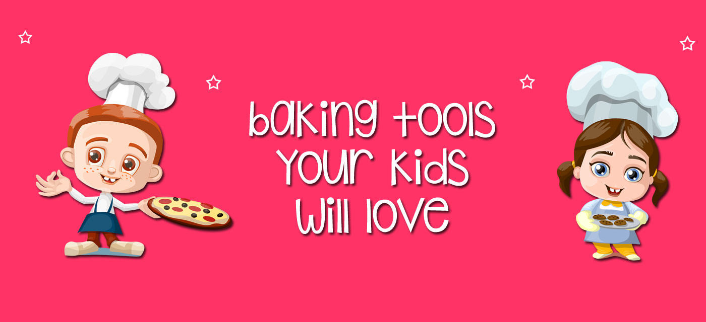 Fantastic kids' baking items for under ₹1000 Cover Image