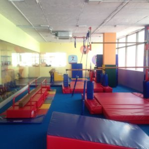 Soft Kids Gymnasium at The Little Gym Cunningham Road