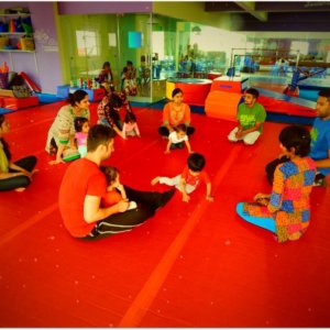 Parent Child Program at The Little Gym Cunningham Road