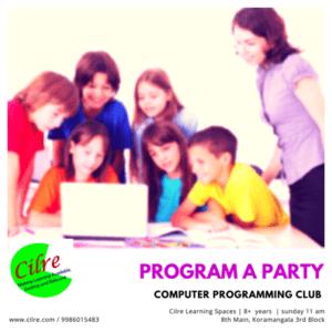 Program A Party