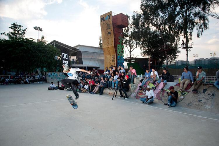 play_arena, Skating Spots