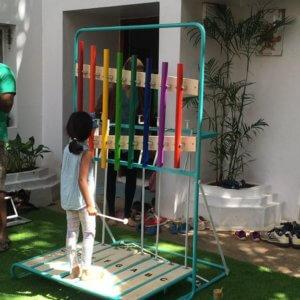 Creative Play time at Papagoya