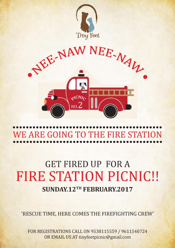 Fire Station Picnic Cover Image