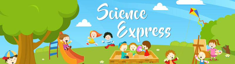 Science Express Cover Image