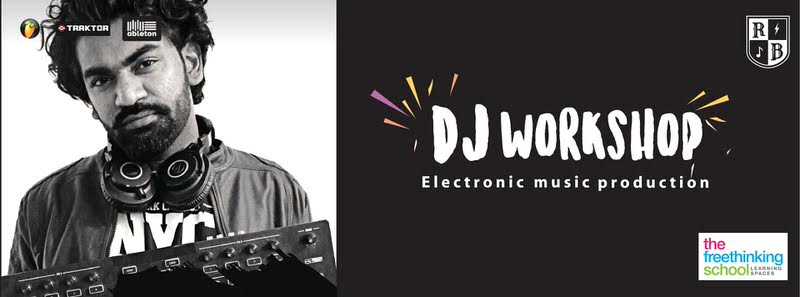 DJ Workshop Cover Image