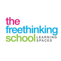 Logo of The Freethinking School