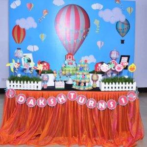 Farm Theme Table Setup by Fiestaa Events