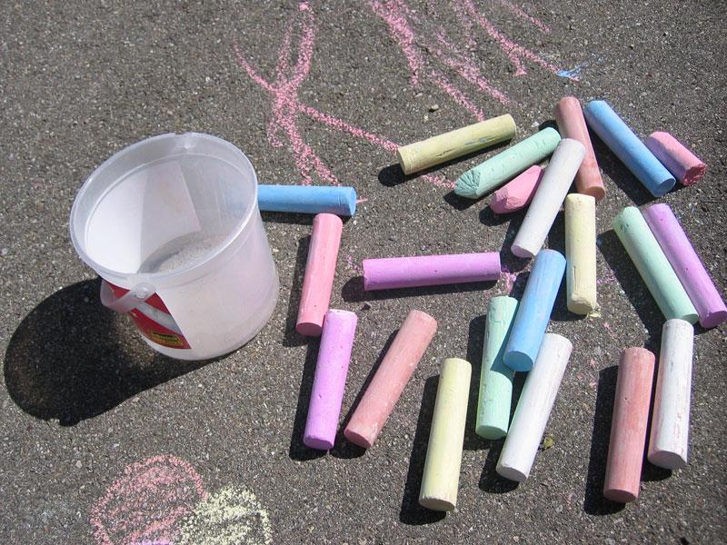 Chalk Activity