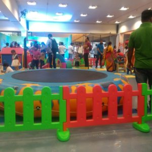 Aqua Trampoline by PlayGym On The Go, Play Zone
