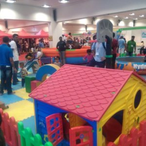 PlayGym On The Go, Toddler Play Space