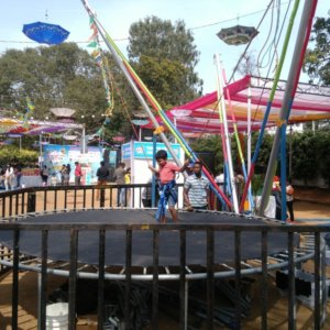 PlayGym On The Go, Trampoline Fun