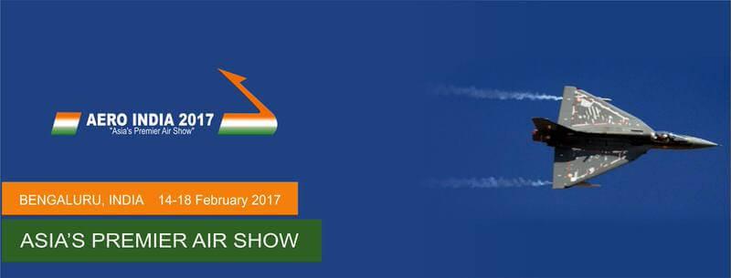 Aero India 2017 Cover Image