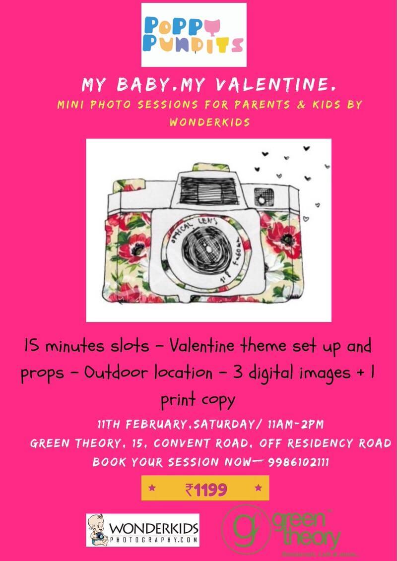 My Baby My Valentine Cover Image