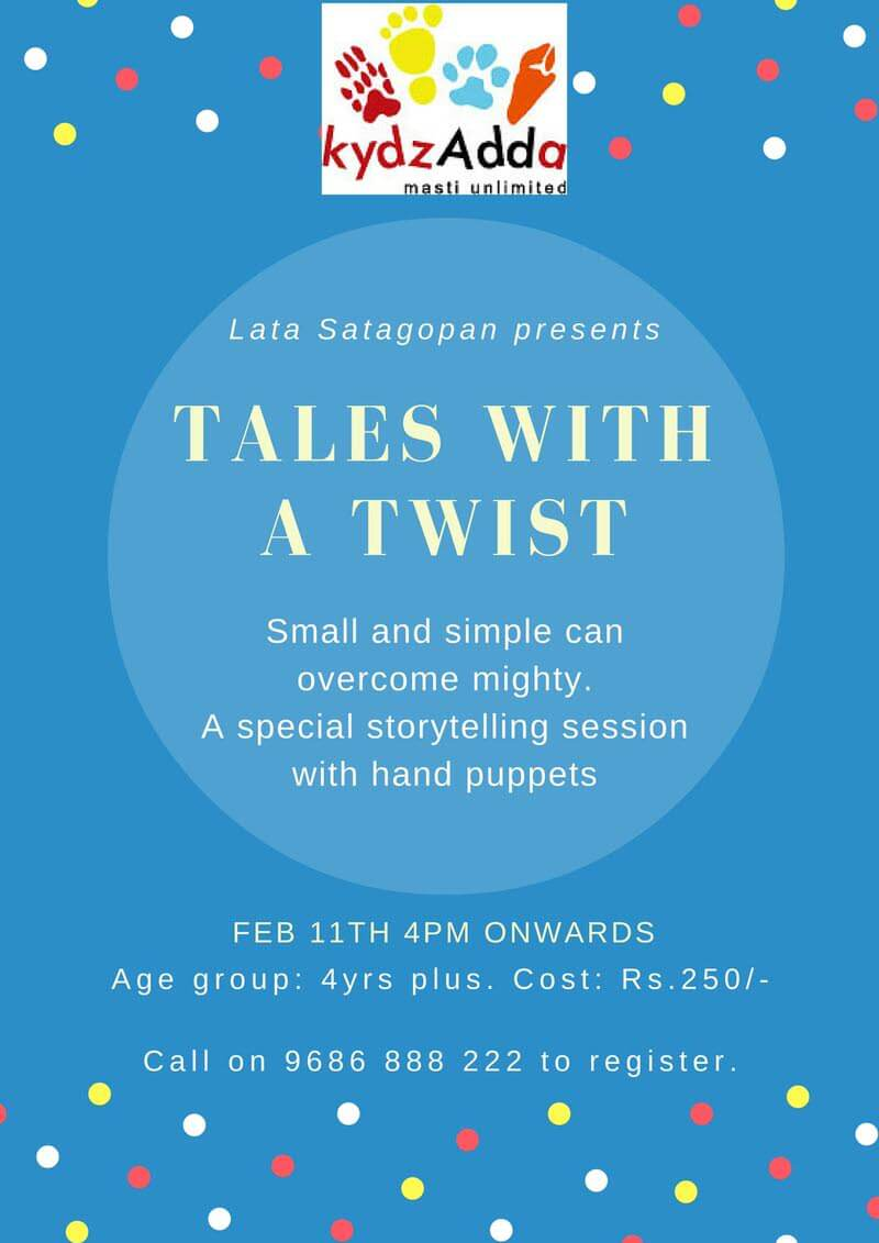 Tales with a Twist Cover Image