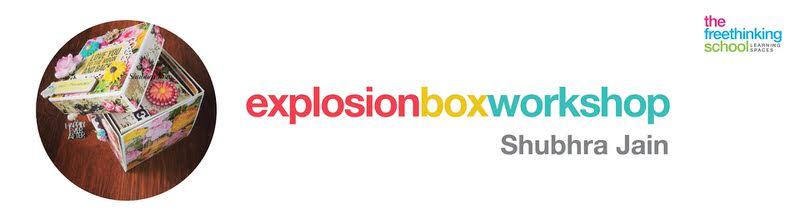 Explosion Box Workshop Cover Image