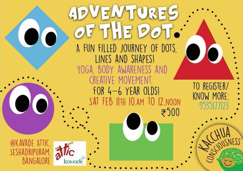 Adventures of The Dot Cover Image