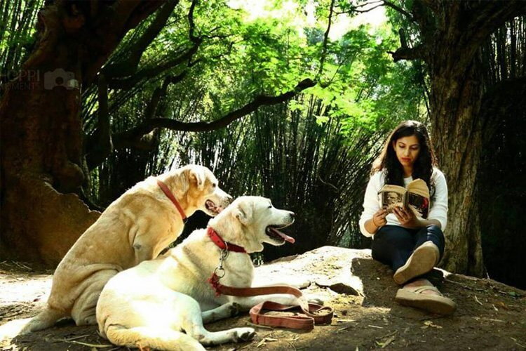 Doggie Date at the Cubbon Park
