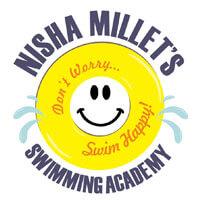 Logo of Nisha Millet Swimming Academy