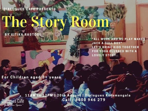 The Story Room Cover Image