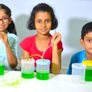 Science Fun Experiments for Kids