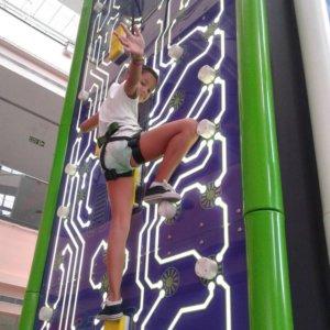Modular Wall Climbing Challenges