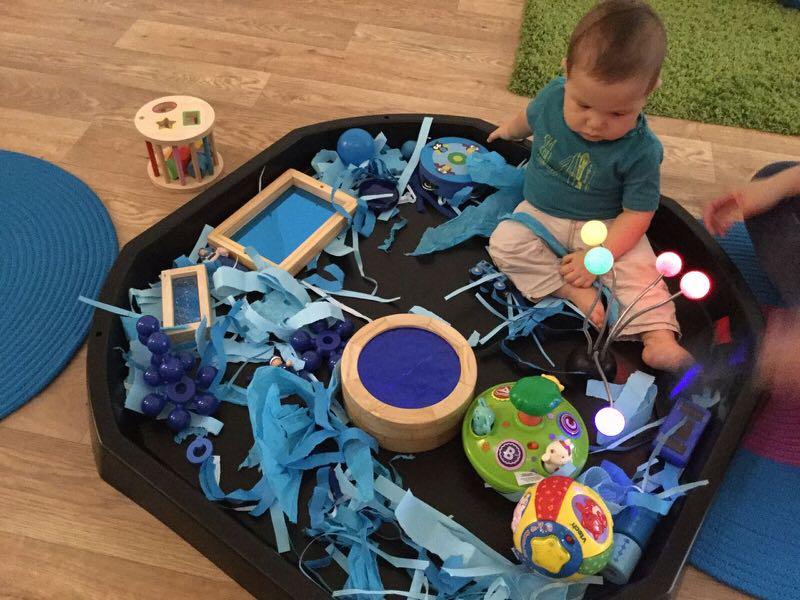 Activity Time at Safari Kid
