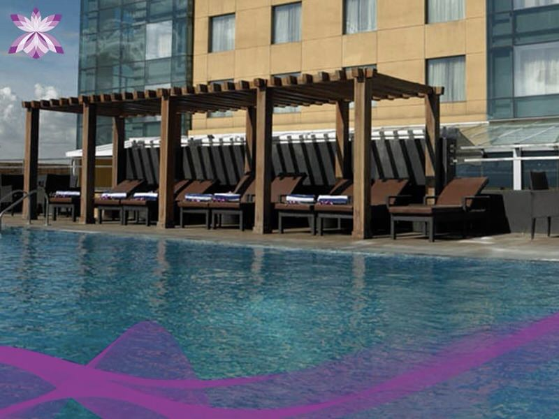 Infinity Swimming Pools Right In The Heart Of Bangalore