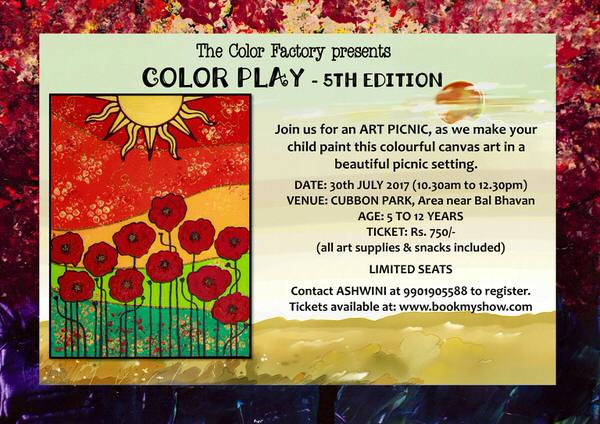 Color Play – 5th Edition Cover Image