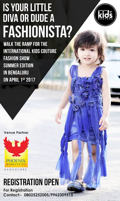 International Kids Couture Cover Image