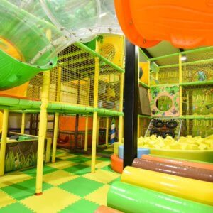 Soft Play Area at Tiny Tails