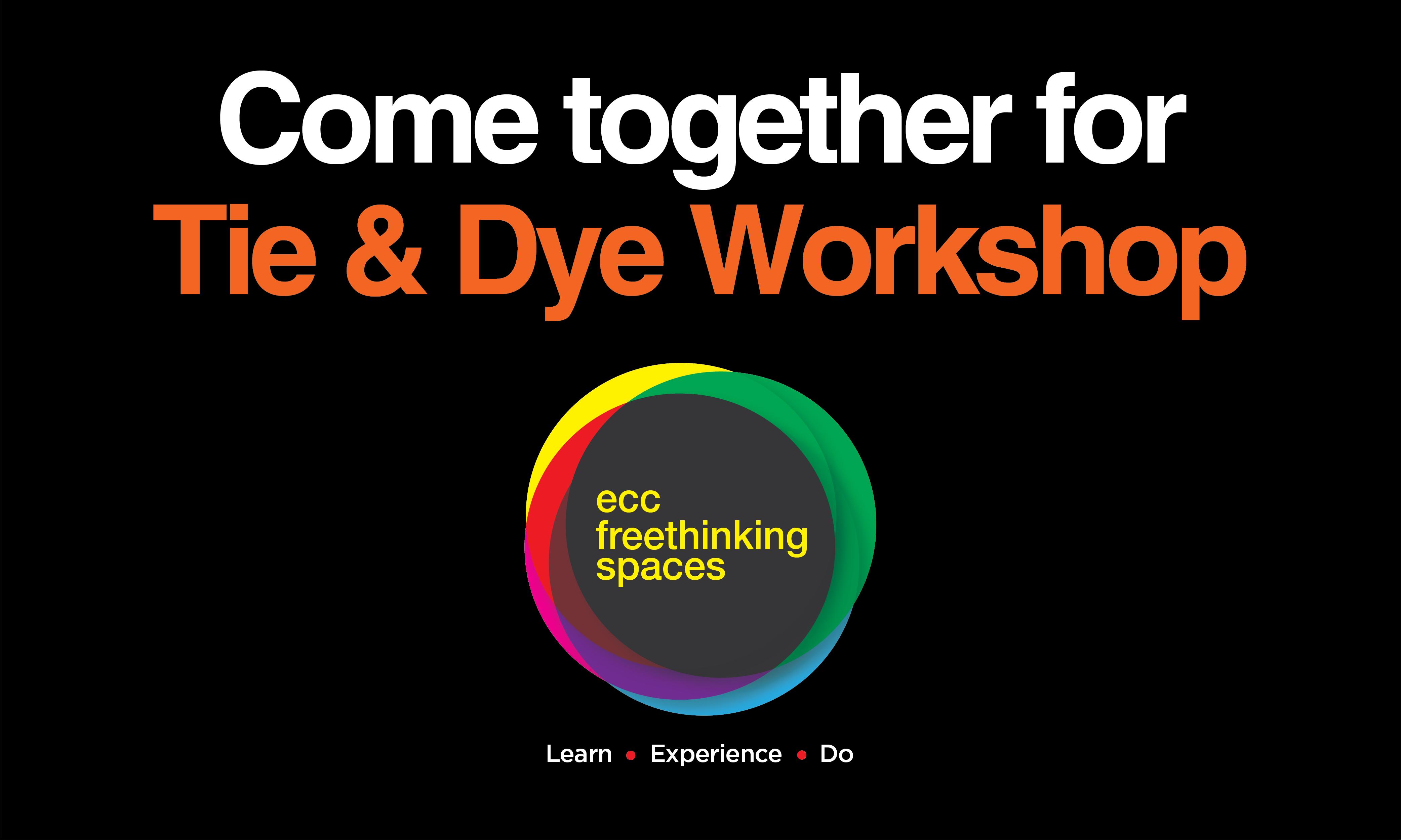 Tie & Dye Workshop Cover Image