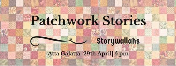 Patchwork Stories Cover Image