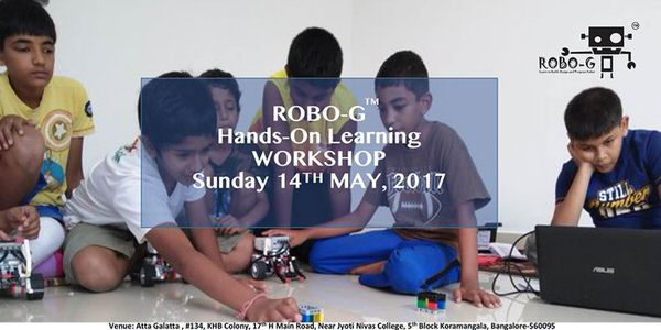 ROBO-G Workshop Cover Image