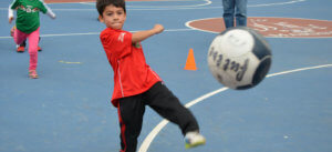 Sporty Kids' Birthday