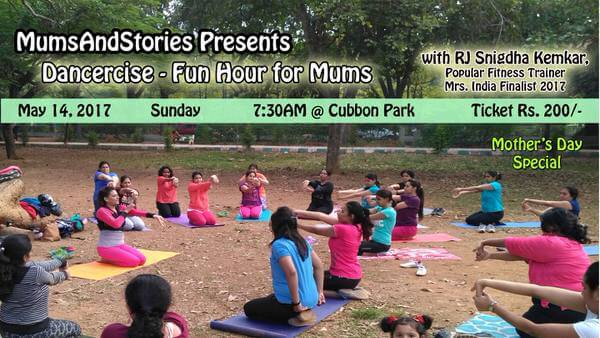Mother's Day Special Dancercise Fun Hour Cover Image