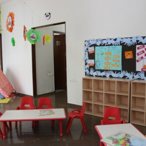 Cubby Tales Hebbal Classroom