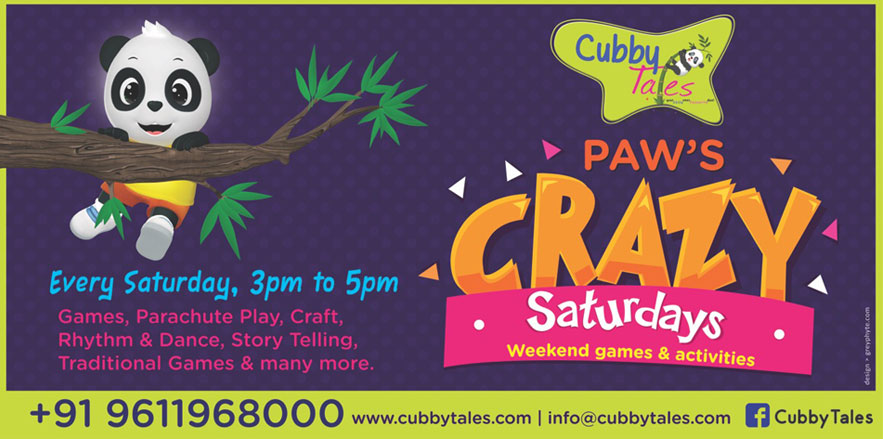 Paw's Crazy Saturday Cover Image