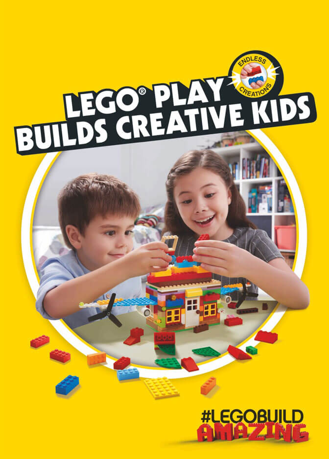 LEGO Amazing Builds Kids Carnival Cover Image